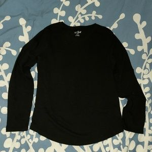 Black Cat & Jack long sleeve shirt